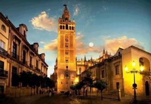 Sevilla, una ciudad cerrada